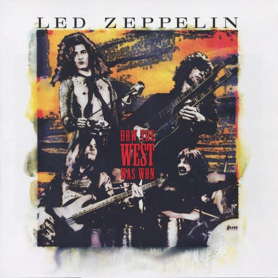 Виниловая пластинка Led Zeppelin, How The West Was Won (Box Set)