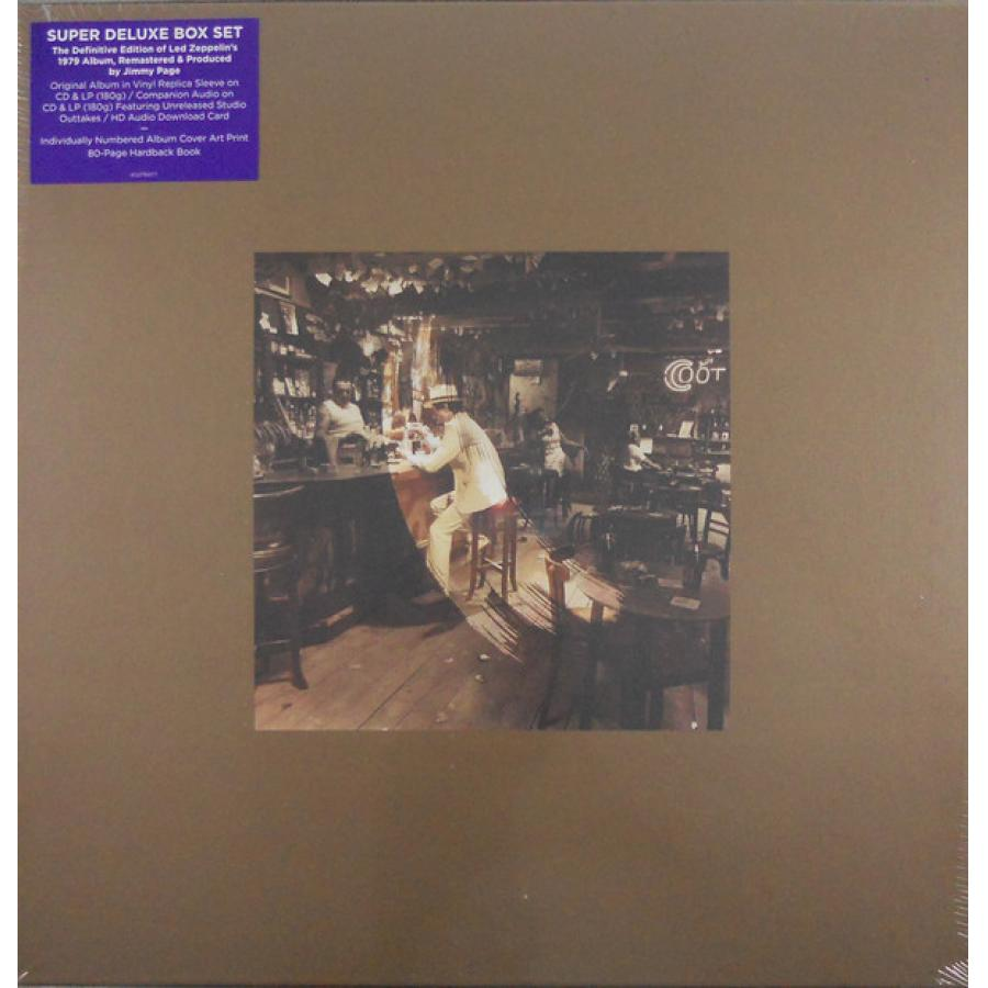 Фото - Виниловая пластинка Led Zeppelin, In Through The Out Door (2LP, 2CD, Deluxe Box Set, Remastered) cd led zeppelin ii deluxe edition