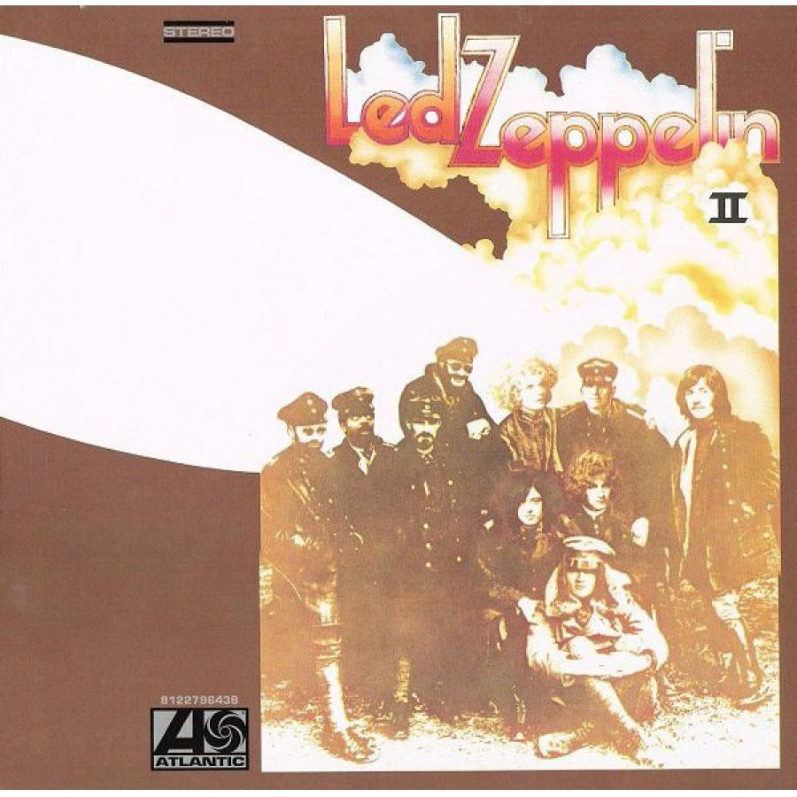 Виниловая пластинка Led Zeppelin, Led Zeppelin Ii (Deluxe , Remastered) виниловая пластинка led zeppelin physical graffiti 6 lp