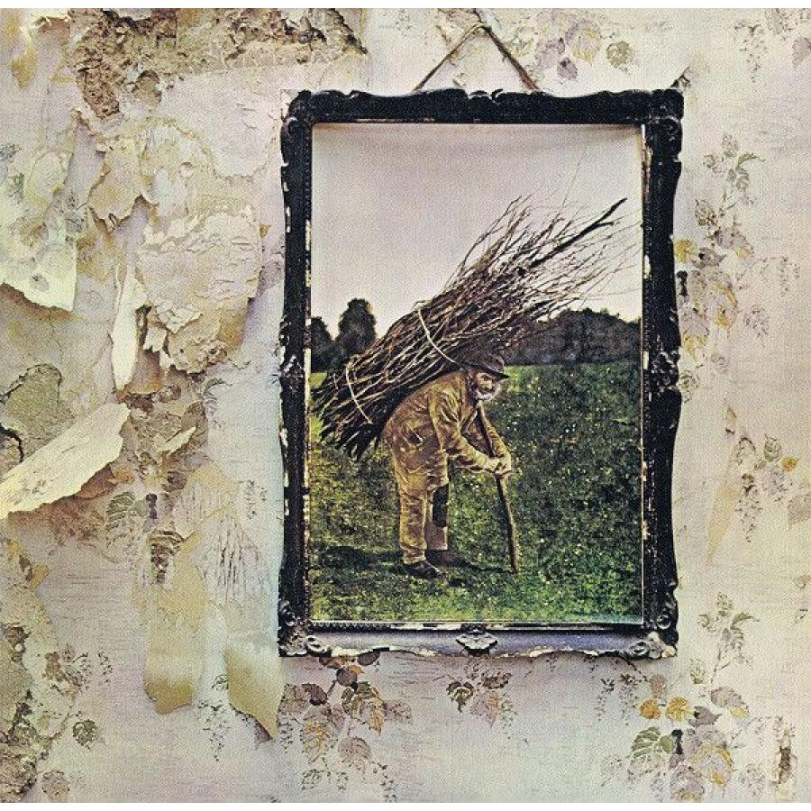 Виниловая пластинка Led Zeppelin, Led Zeppelin Iv (Deluxe , Remastered)