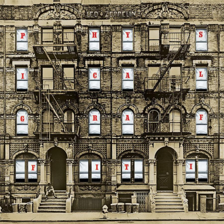 Виниловая пластинка Led Zeppelin, Physical Graffiti (Deluxe , Remastered) виниловая пластинка led zeppelin physical graffiti 6 lp