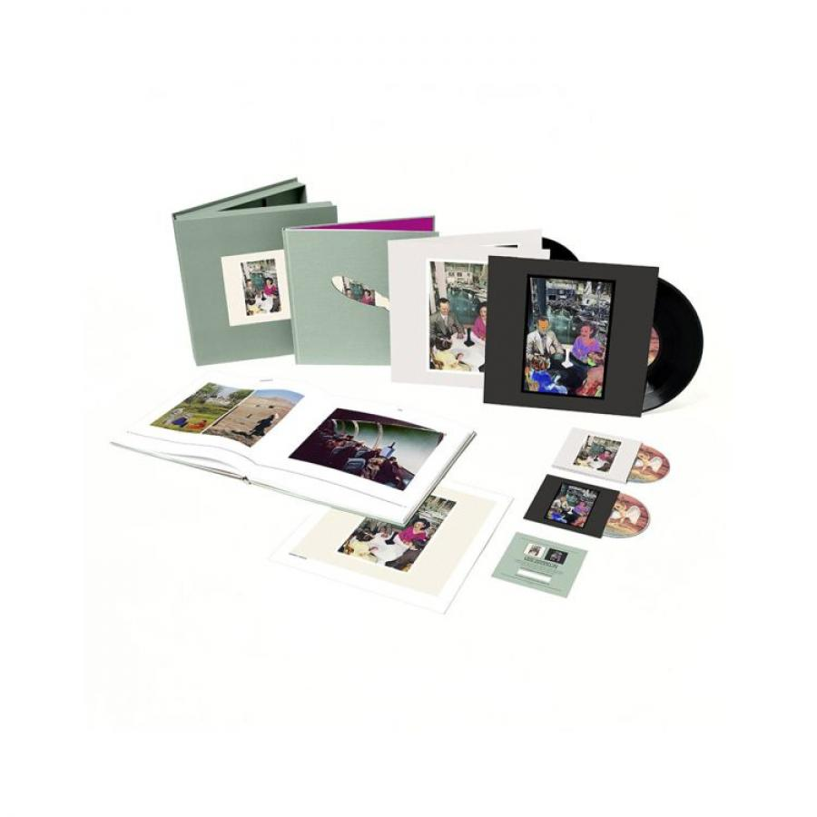 Виниловая пластинка Led Zeppelin, Presence (2LP, 2CD, Deluxe Box Set, Remastered)