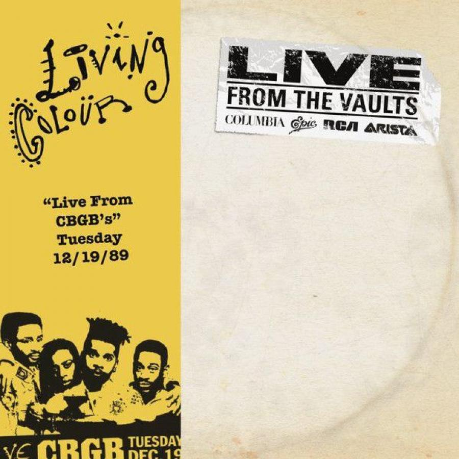 Виниловая пластинка Living Colour, Live At CbgbS (Limited) виниловая пластинка new york rock and soul revue the live at the beacon limited