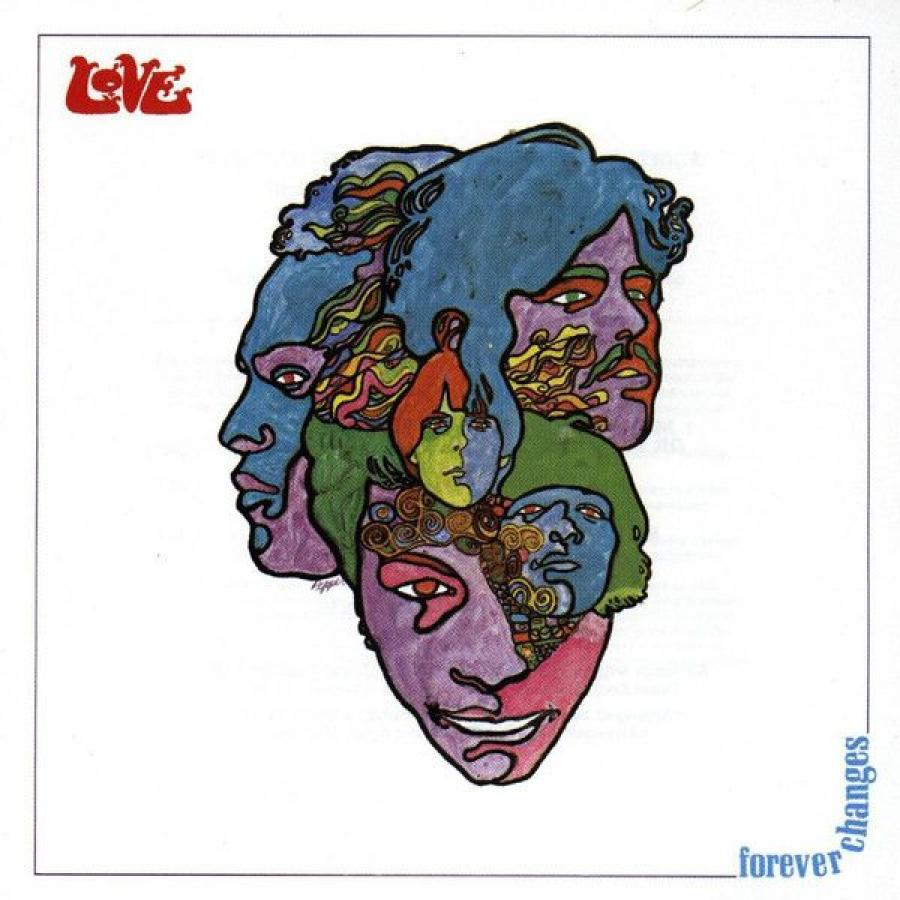 Виниловая пластинка Love, Forever Changes (50Th Anniversary) (LP, 4CD, DVD, Limited Box Set) виниловая пластинка adam and the ants kings of the wild frontier 35th anniversary lp 2cd dvd box set