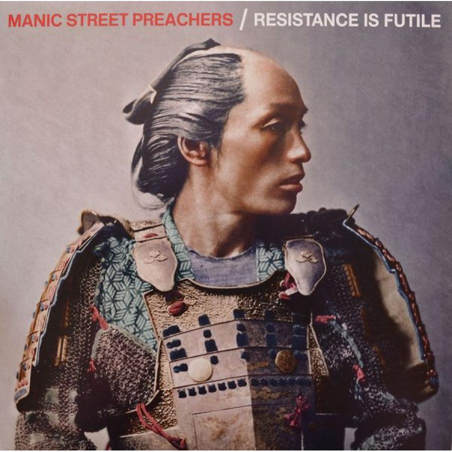 Виниловая пластинка Manic Street Preachers, Resistance Is Futile (LP, CD, Limited) виниловая пластинка muse the resistance