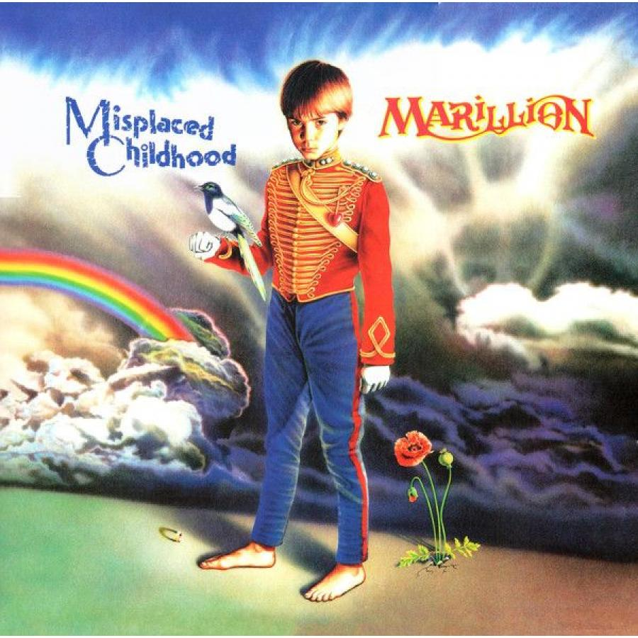 Виниловая пластинка Marillion, Misplaced Childhood (Remastered) (barcode 0190295825515) marillion marillion misplaced childhood deluxe edition 4 lp