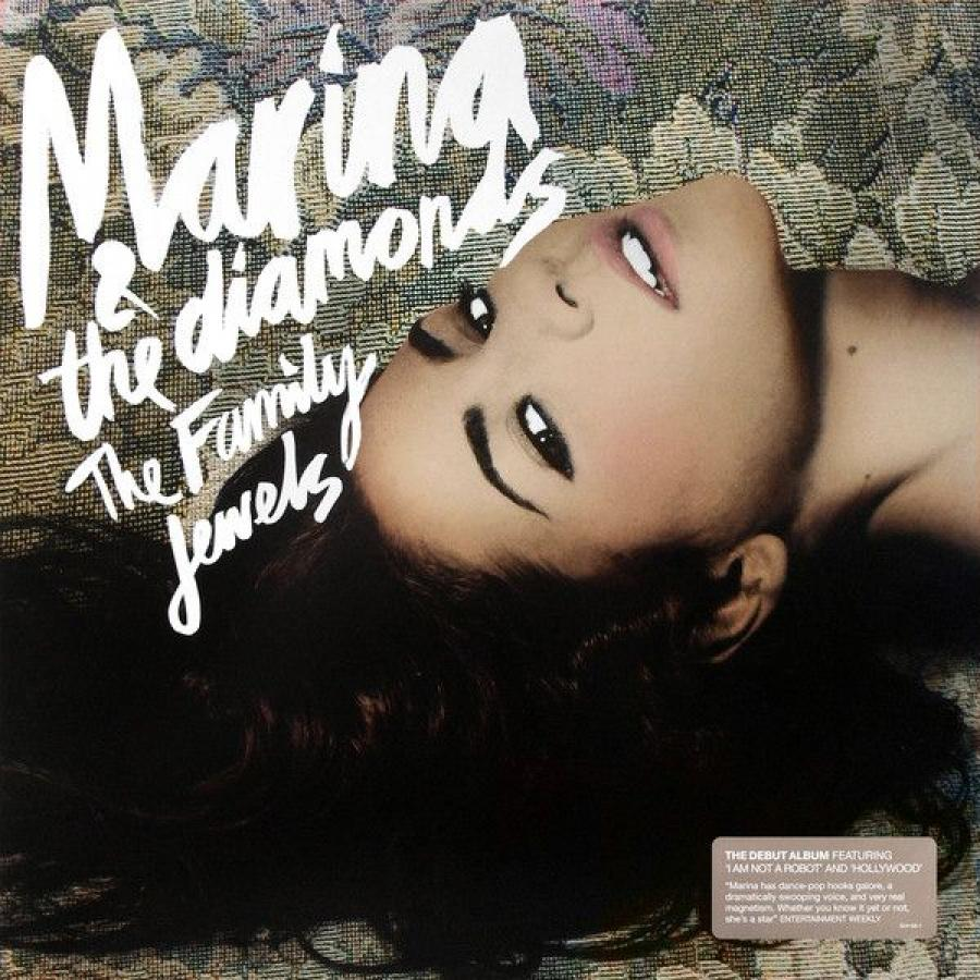 Виниловая пластинка Marina and The Diamonds, The Family Jewels виниловая пластинка hedwig and the angry inch hedwig and the angry inch broadway cast recording