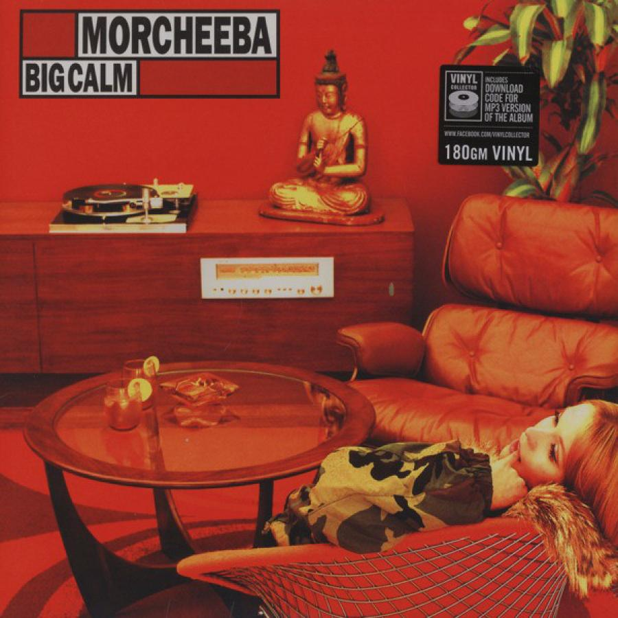 Виниловая пластинка Morcheeba, Big Calm morcheeba karlsruhe