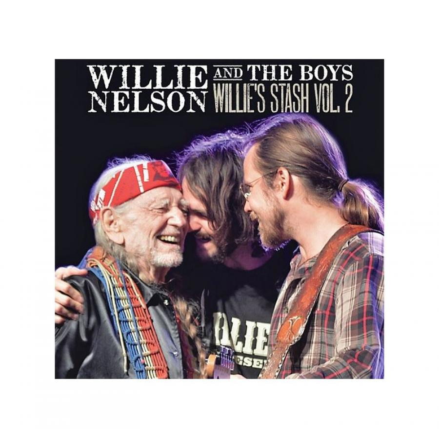 Виниловая пластинка Nelson, Willie, Willie and The Boys: Willie'S Stash Vol. 2 (0889854536015) виниловая пластинка jennings waylon colter jessi nelson willie glaser tompall wanted the outlaws barcode 0190759589717