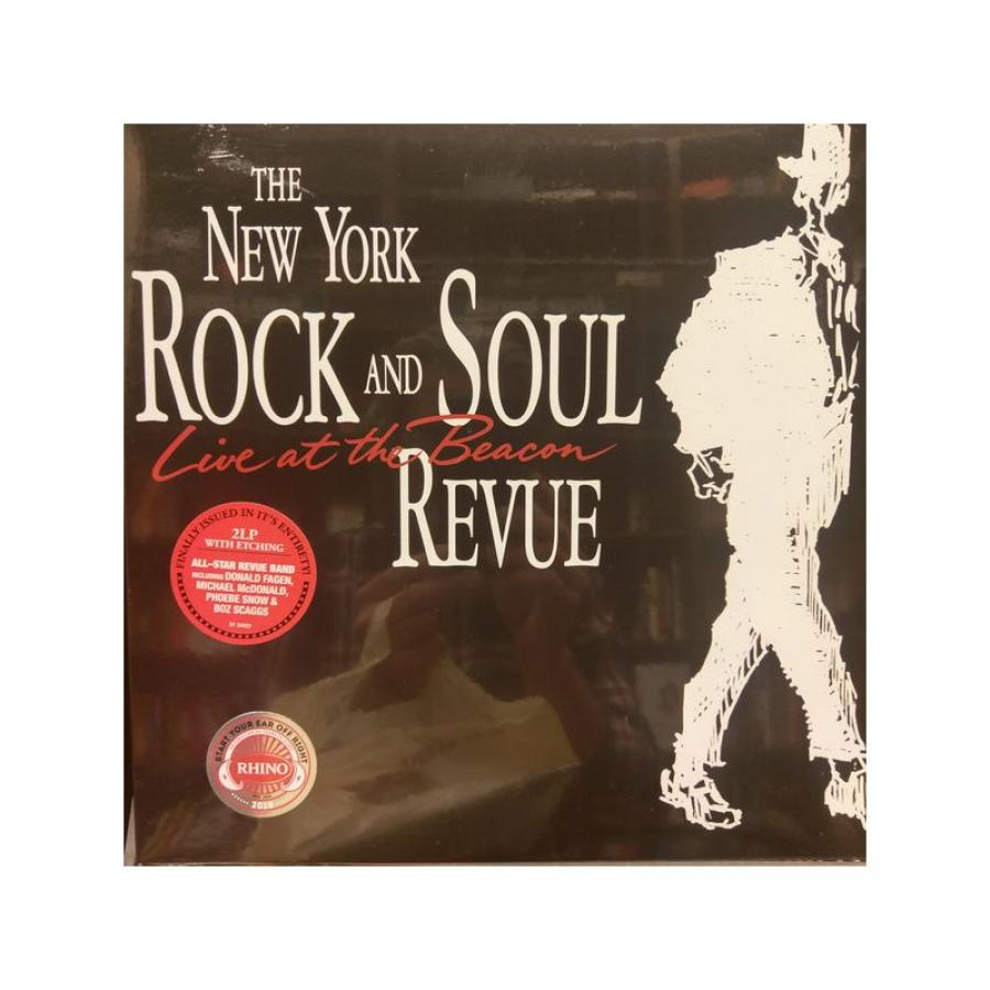 цена на Виниловая пластинка New York Rock and Soul Revue, The, Live At The Beacon (Limited)
