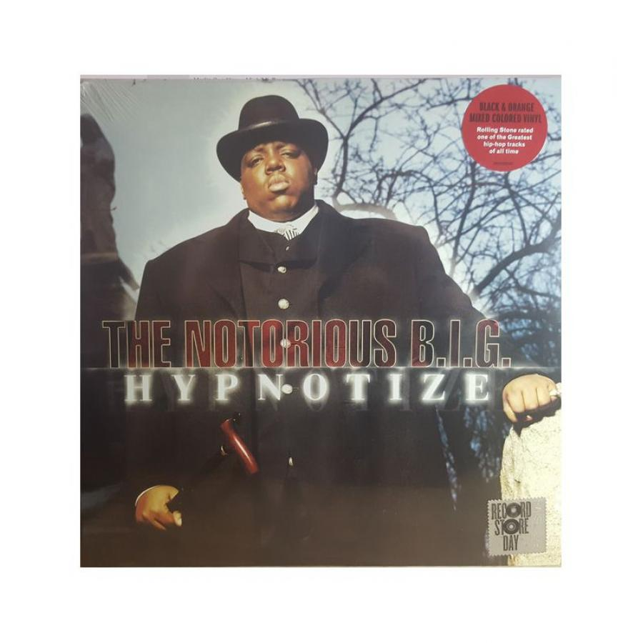 Виниловая пластинка Notorious B.I.G., The, Hypnotize (20Th Anniversary) 1 7l original electric kettle 1500w household quick heating electric automatic power off boiling pot sonifer