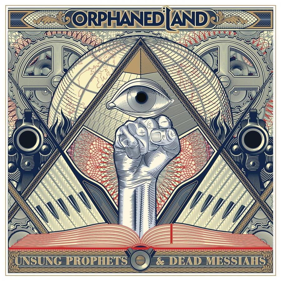 Виниловая пластинка Orphaned Land, Unsung Prophets and Dead Messiahs (2LP, CD) orphaned land amaseffer orphaned land amaseffer kna an 2 lp