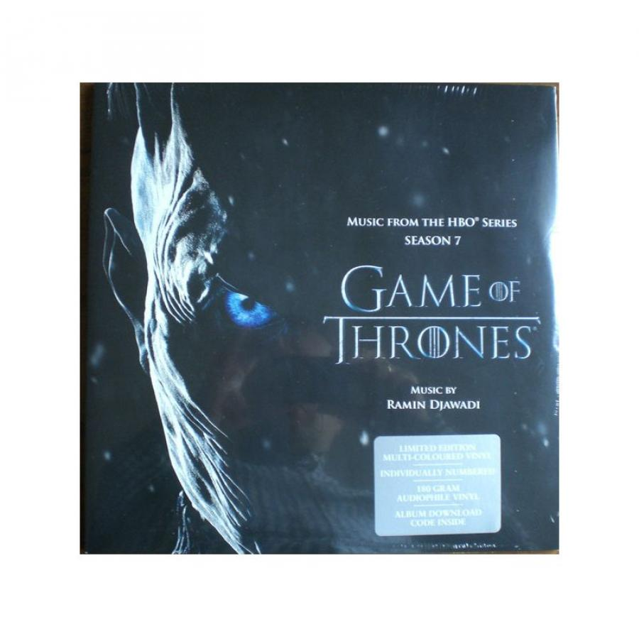 Виниловая пластинка OST, Game Of Thrones (Music From The Hbo® Series - Season 7) (Limited)