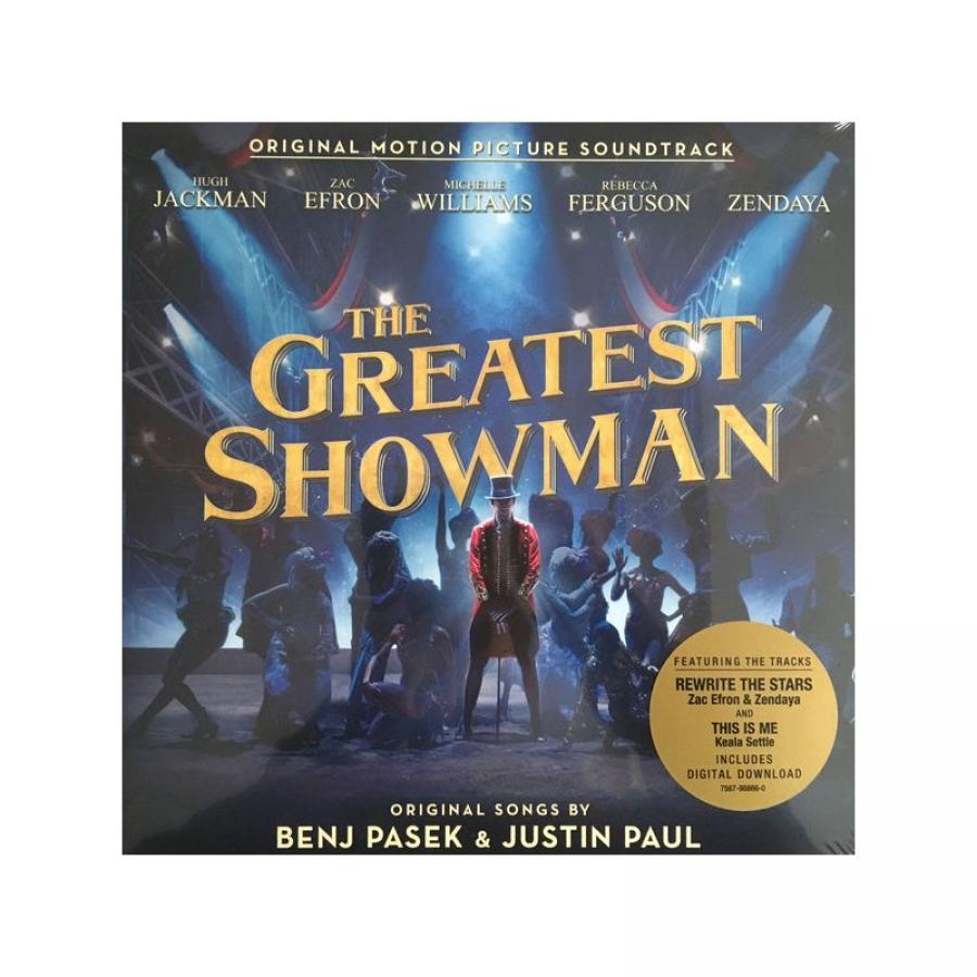 Виниловая пластинка OST, The Greatest Showman виниловая пластинка ost john lurie various artists mystery train ost
