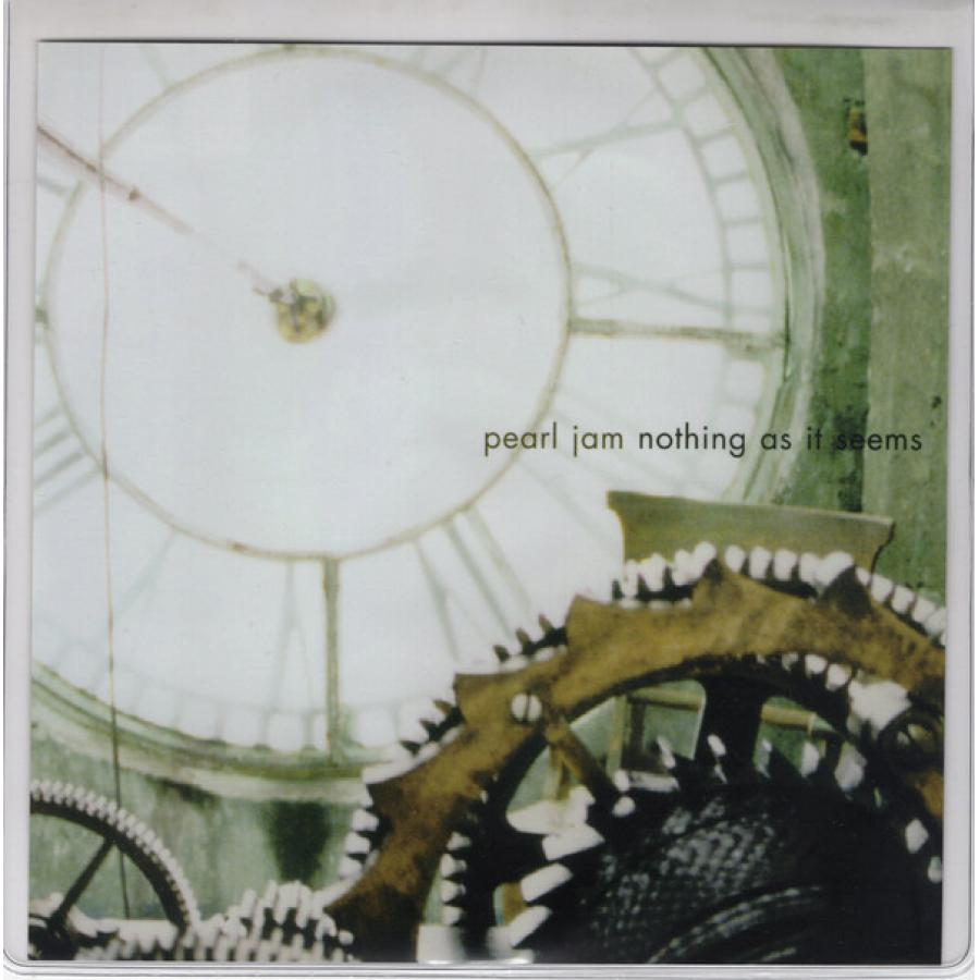 Виниловая пластинка Pearl Jam, Nothing As It Seems / Insignificance the jam the jam all mod cons lp