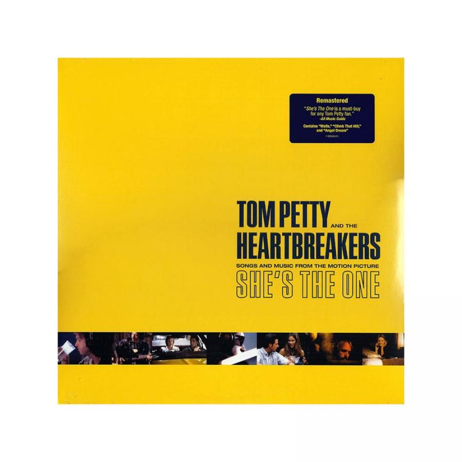 Виниловая пластинка Petty, Tom / Heartbreakers, The, Songs and Music From The Motion Picture SheS The One виниловая пластинка stevie nicks 24 karat gold songs from the vault 2 lp