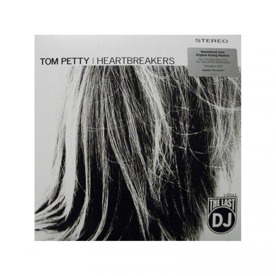 Виниловая пластинка Petty, Tom / Heartbreakers, The, The Last Dj tom petty tom petty heartbreakers songs and music from the motion picture she s the one