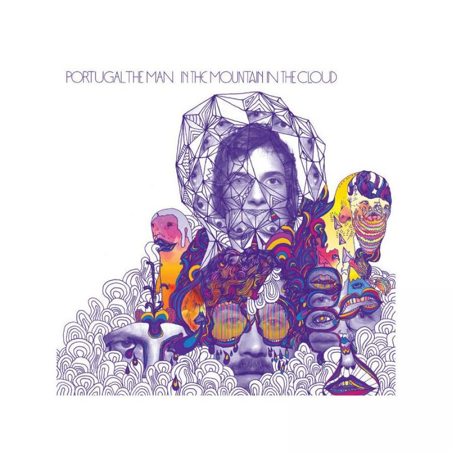 Виниловая пластинка Portugal. The Man, In The Mountain In The Cloud portugal the man