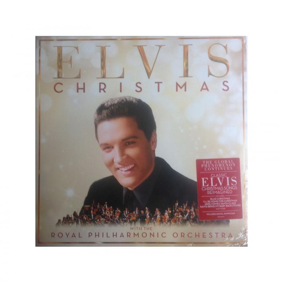 Виниловая пластинка Presley, Elvis / Royal Philharmonic Orchestra, The, Christmas With Elvis Presley and The Royal Philharmonic Orchestra the royal philharmonic orchestra royal philharmonic orchestra classic movie themes ii