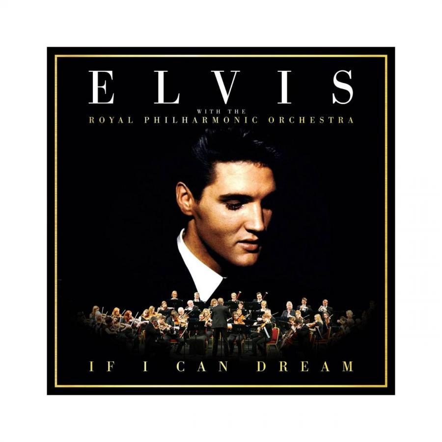 Виниловая пластинка Presley, Elvis / Royal Philharmonic Orchestra, The, If I Can Dream (2LP, CD, Box Set) cd roy orbison the royal philharmonic orchestraa love so beautiful