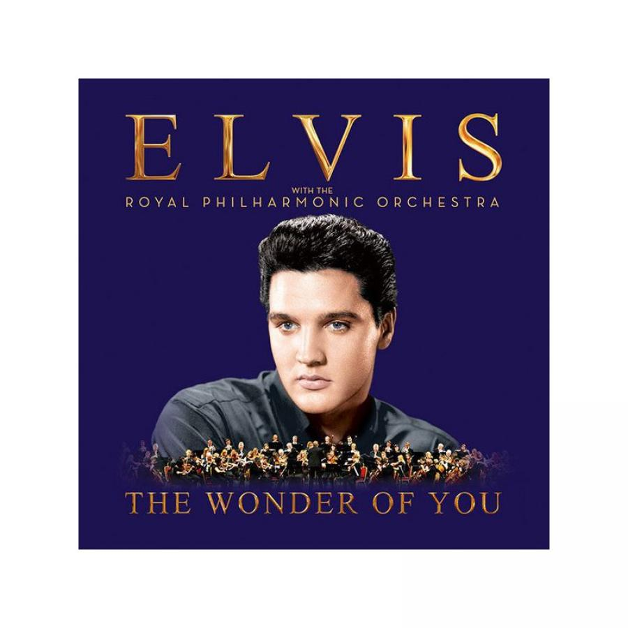 Виниловая пластинка Presley, Elvis / Royal Philharmonic Orchestra, The, The Wonder Of You