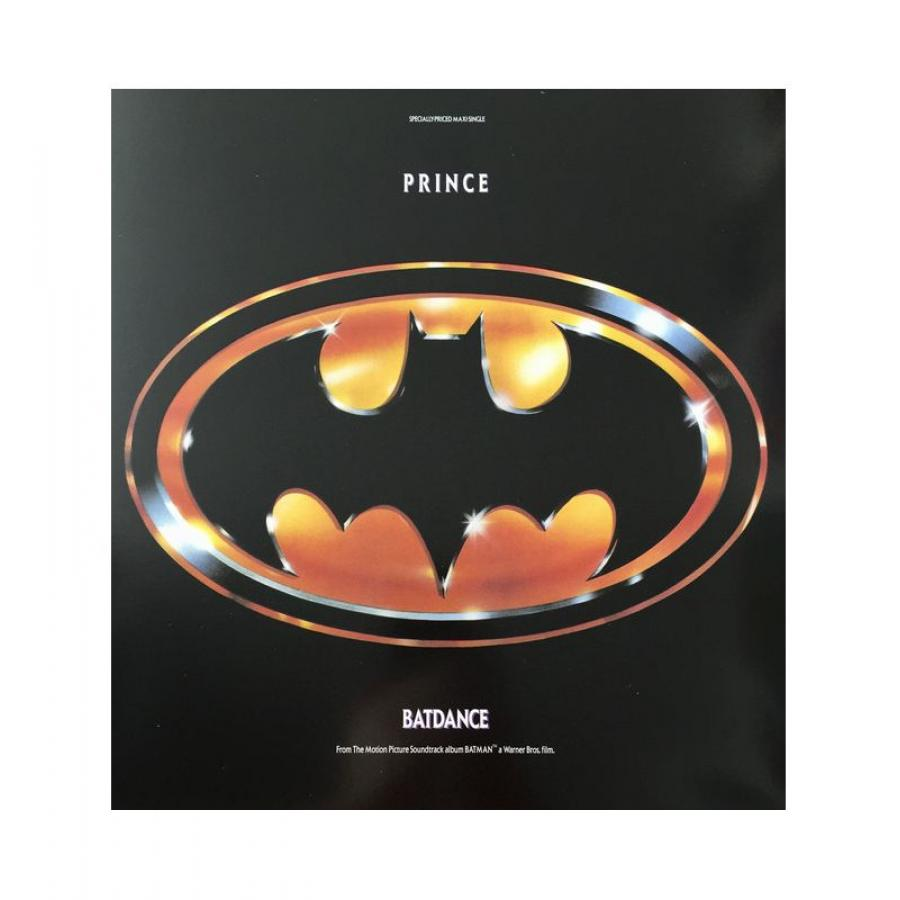Виниловая пластинка Prince, Batdance (The Batmix) / Batdance (Vicki Vale Mix)