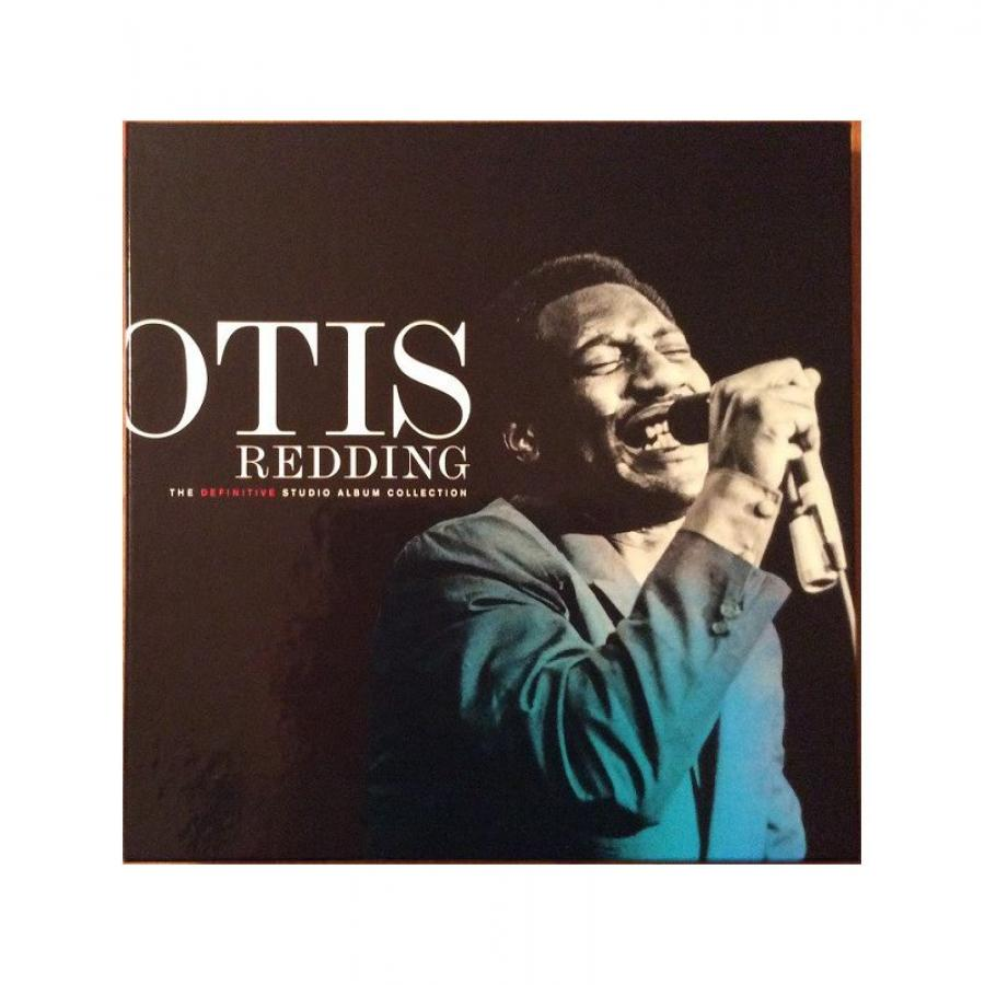 Виниловая пластинка Redding, Otis, The Definitive Studio Albums Collection (Box Set) dark blue middle waist skinny shredded ripped jeans with four pockets