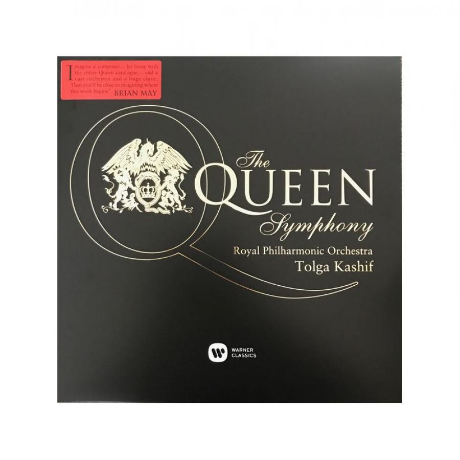цена на Виниловая пластинка Royal Philharmonic Orchestra / Kashif, Tolga, The Queen Symphony