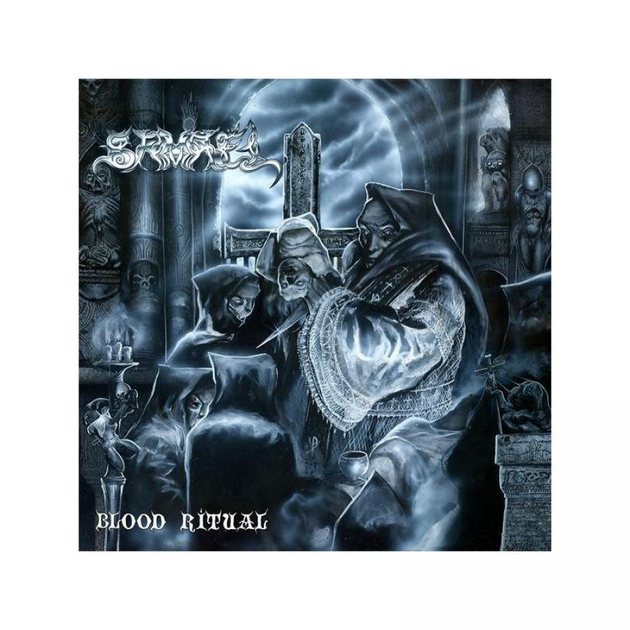 Виниловая пластинка Samael, Blood Ritual (LP, CD) rhye rhye blood lp