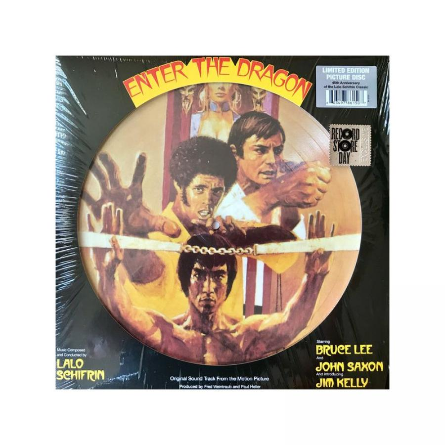 Виниловая пластинка Schifrin, Lalo, Enter The Dragon (OST) (Limited)