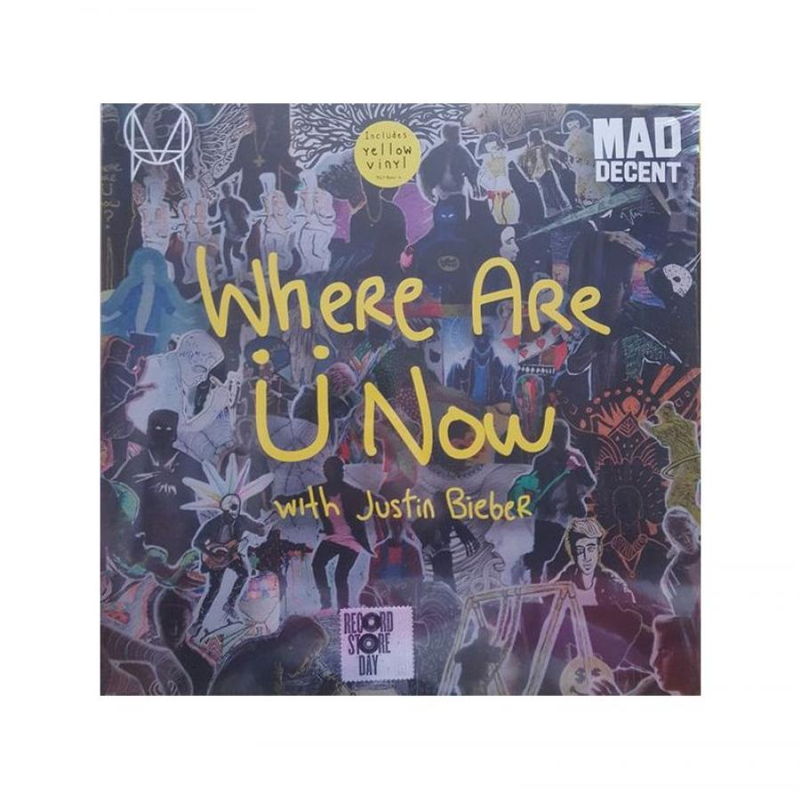 Виниловая пластинка Skrillex and Diplo, Where Are U Now (With Justin Bieber) (Remastered) not now music виниловая пластинка