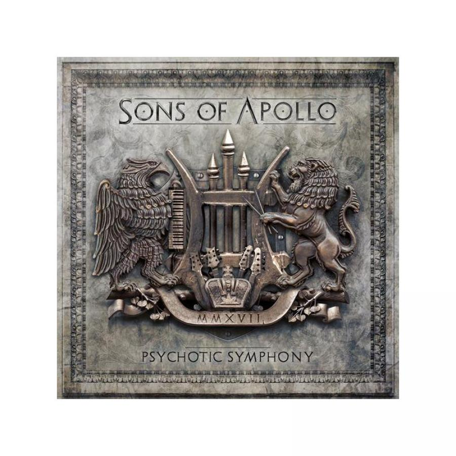 Виниловая пластинка Sons Of Apollo, Psychotic Symphony (2LP, CD) montrose montrose montrose 2 lp