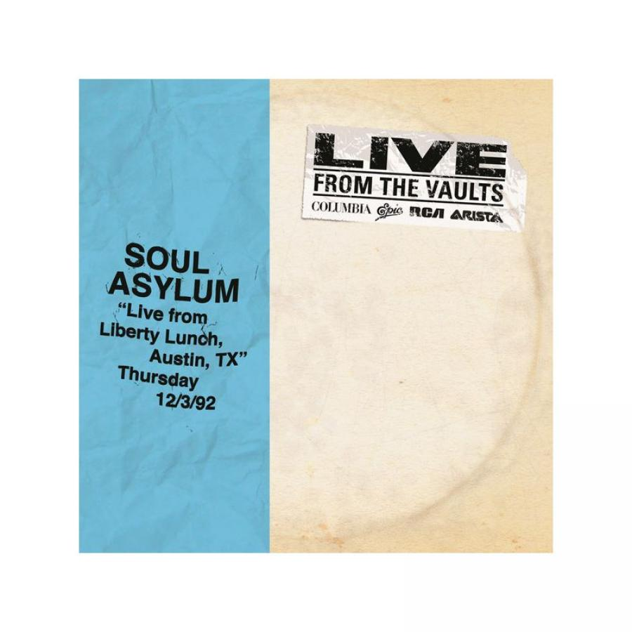 Виниловая пластинка Soul Asylum, Live From Liberty Lunch, Austin, Tx (Limited) 16 soul music