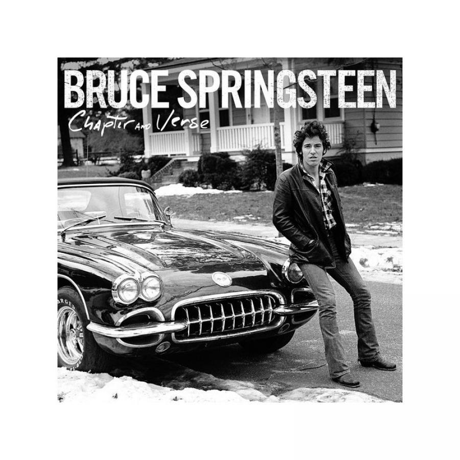 Виниловая пластинка Springsteen, Bruce, Chapter and Verse (Colored Vinyl) цена и фото