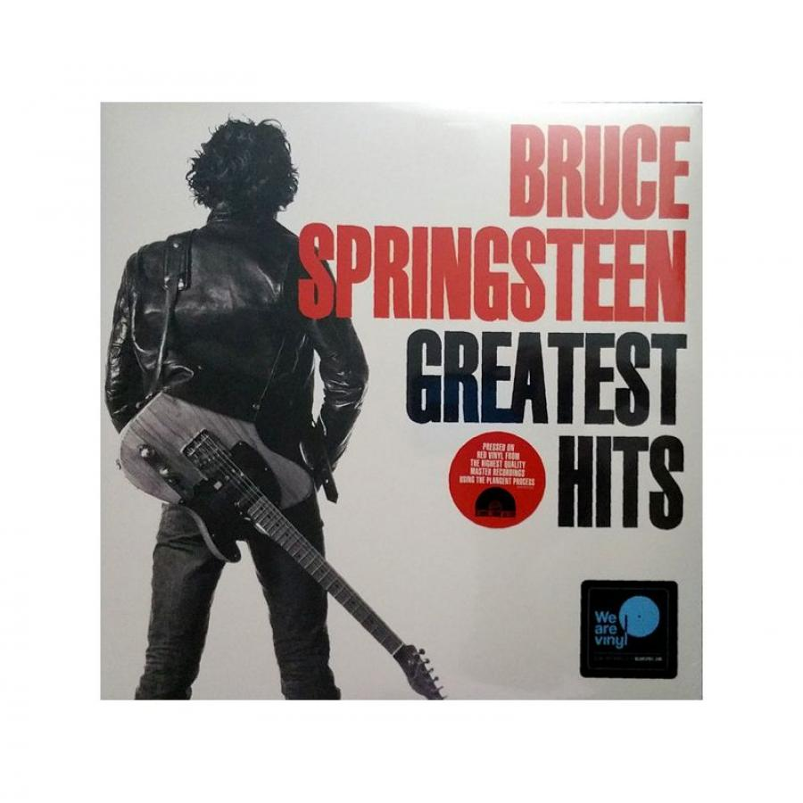 Виниловая пластинка Springsteen, Bruce, Greatest Hits (Limited) цена и фото