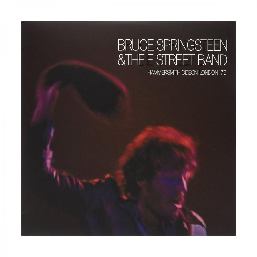 Виниловая пластинка Springsteen, Bruce / E Street Band, The, Hammersmith Odeon, London 75 (Box Set) виниловая пластинка the rolling stones exile on main street