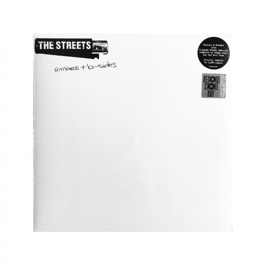 Виниловая пластинка Streets, The, Remixes and B-Sides (Limited) the day the streets stood still