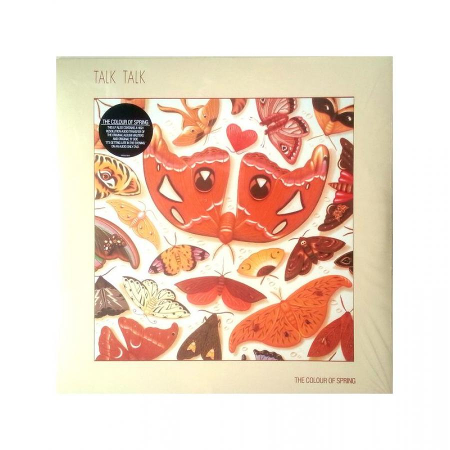 Виниловая пластинка Talk Talk, The Colour Of Spring (LP, DVD) цена