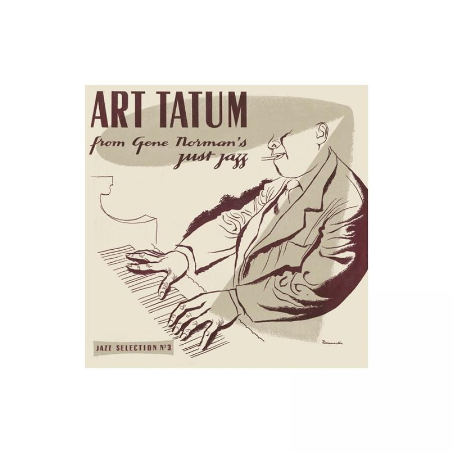Виниловая пластинка Tatum, Art, Art Tatum From Gene NormanS Just Jazz виниловая пластинка art tatum ben webster art tatumfrom gene norman's just jazz