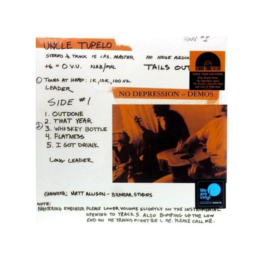 Виниловая пластинка Uncle Tupelo, No Depression – Demos (Limited) виниловая пластинка rudimental healing no fear limited
