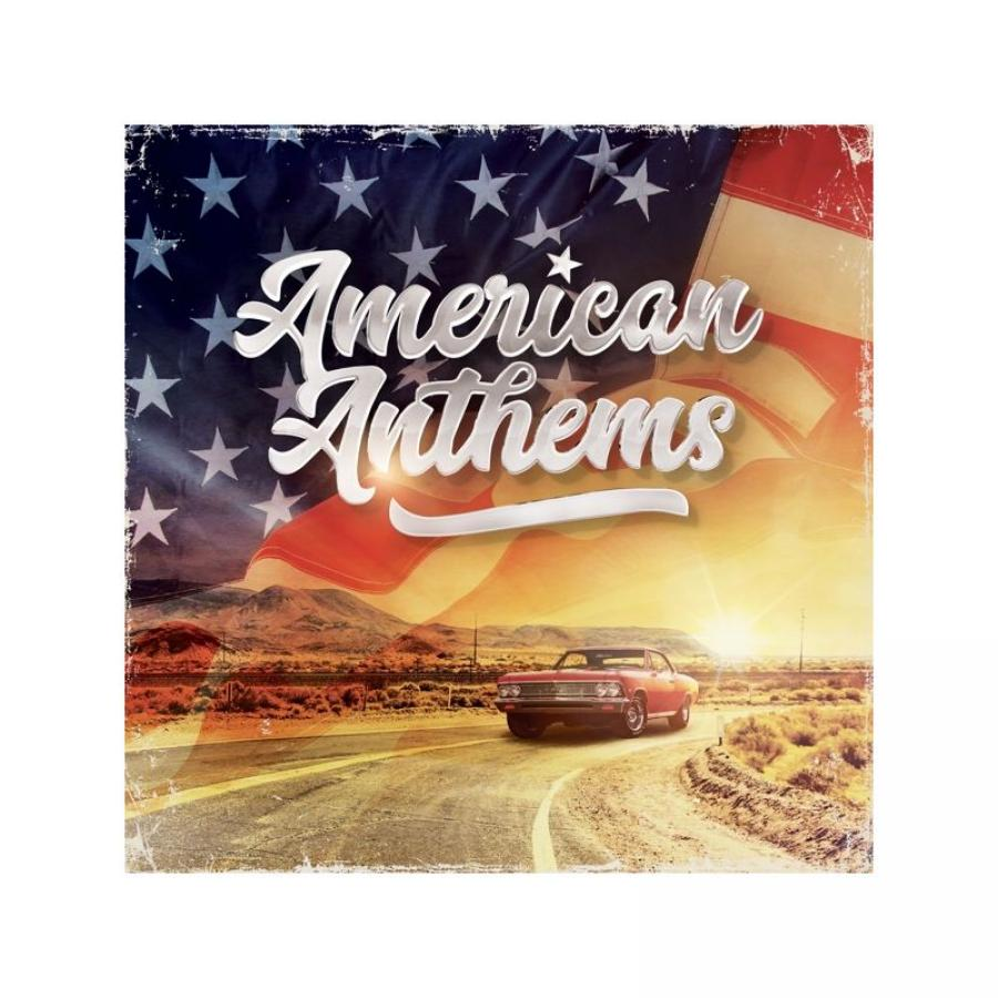 Виниловая пластинка Various Artists, American Anthems various artists jazz dispensary cosmic stash box