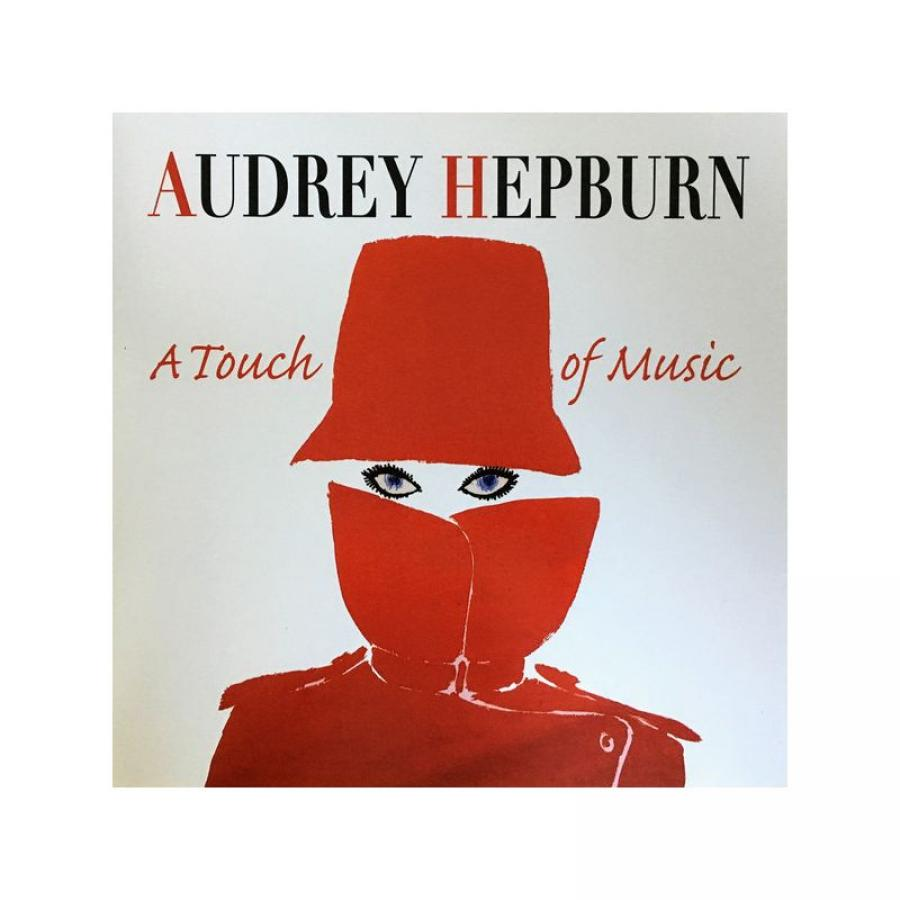 Виниловая пластинка Various Artists, Audrey Hepburn - A Touch Of Music виниловая пластинка various artists cover stories – brandi carlile celebrates 10 years of the story – an album to benefit war child