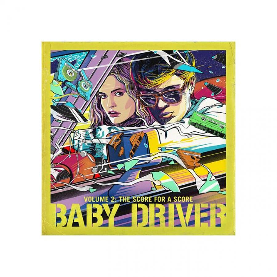 Виниловая пластинка Various Artists, Baby Driver Volume 2: The Score For A Score (0190758211619) виниловая пластинка various artists howard stern private parts the album 0093624903895