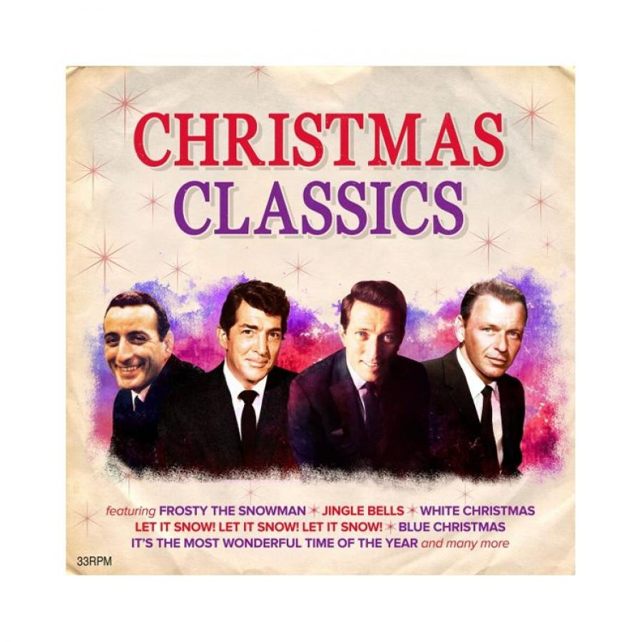 Виниловая пластинка Various Artists, Christmas Classics Vol. 1