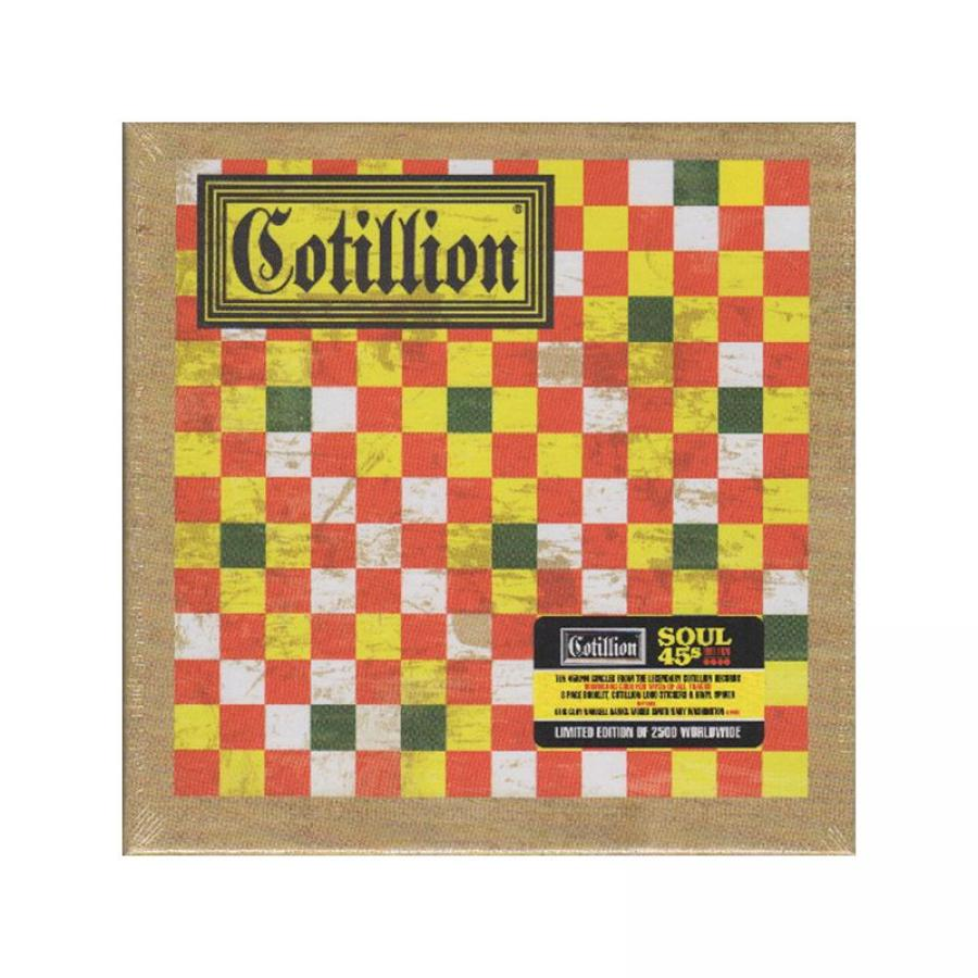 Виниловая пластинка Various Artists, Cotillion Soul 45S 1968-1970 (Box Set Remastered)