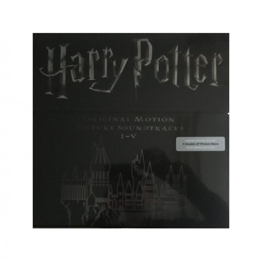 Виниловая пластинка Various Artists, Harry Potter: Original Motion Picture Soundtracks I-V (Box Set) виниловая пластинка styles harry harry styles