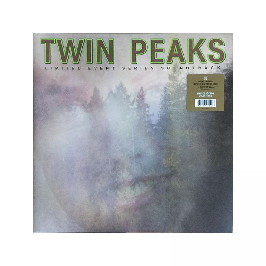 Виниловая пластинка Various Artists, Twin Peaks (Limited Event Series Soundtrack): Score (Limited) (Neon Green Vinyl) виниловая пластинка the airborne toxic event dope machines
