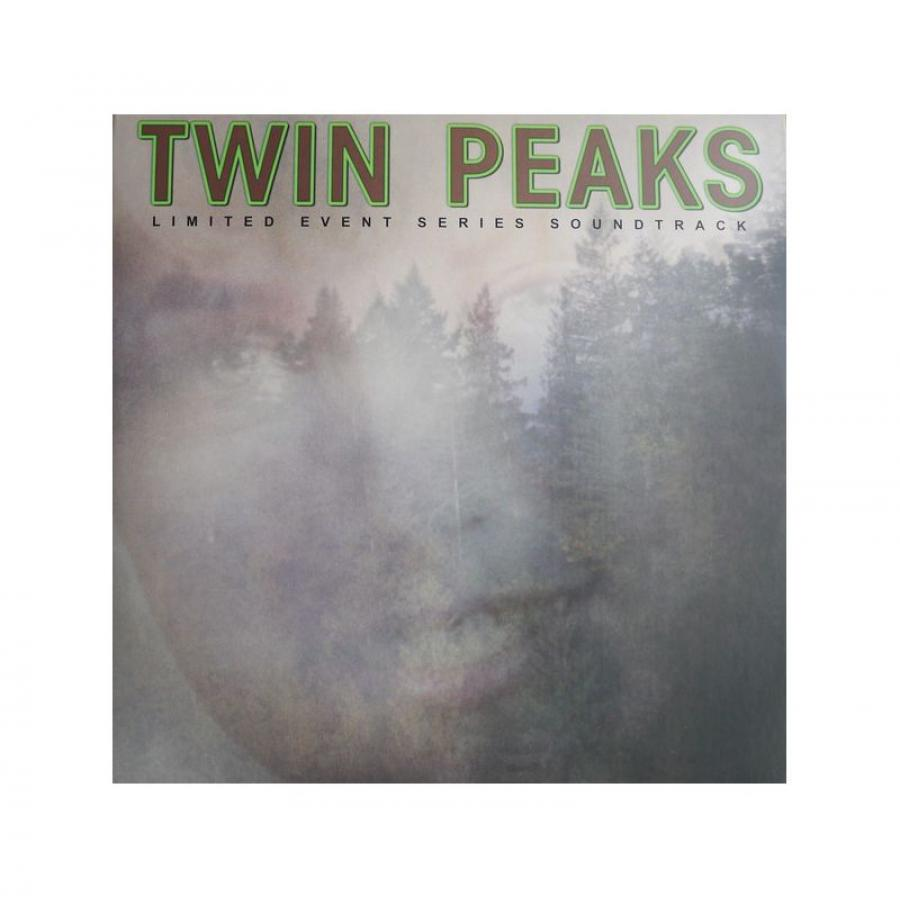 Виниловая пластинка Various Artists, Twin Peaks (Limited Event Series Soundtrack): Score виниловая пластинка the airborne toxic event dope machines