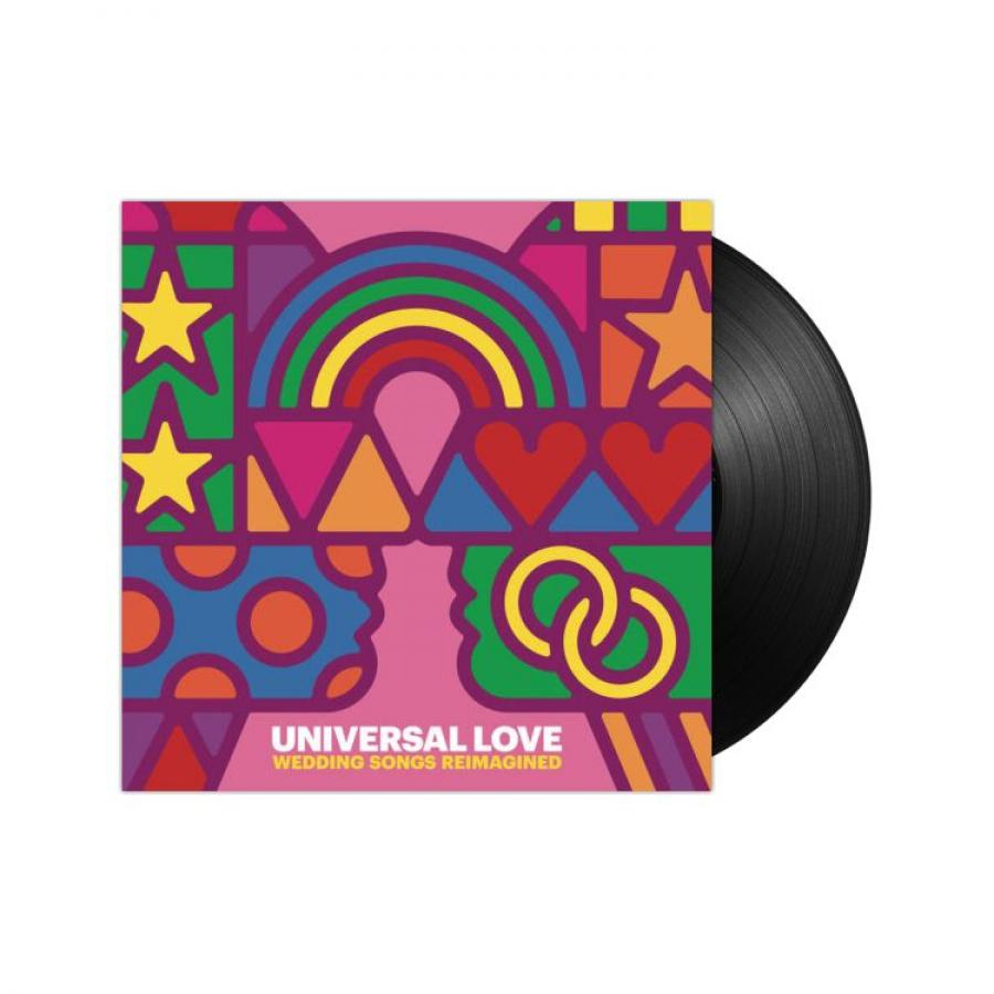 Виниловая пластинка Various Artists, Universal Love - Wedding Songs Reimagined (Limited) виниловая пластинка various artists john morales presents the m