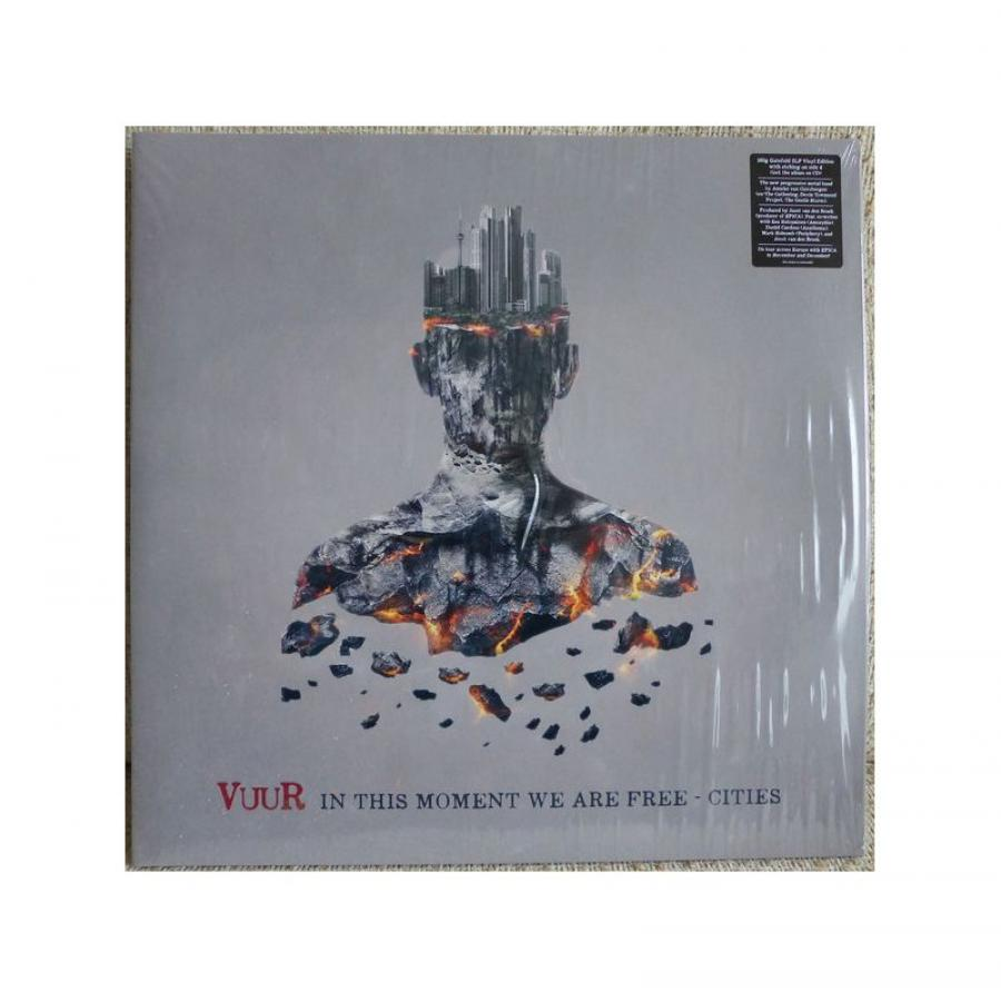 цена на Виниловая пластинка Vuur, In This Moment We Are Free – Cities (2LP, CD)